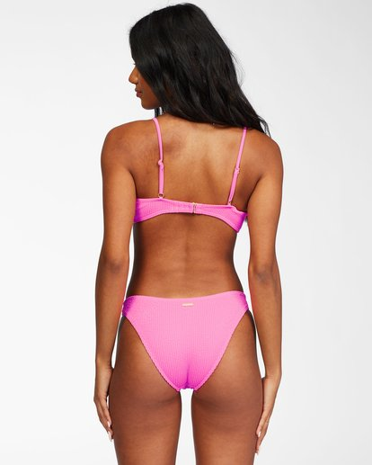 0 Summer High Tropic Bikini Bottom Pink ABJX400215 Billabong