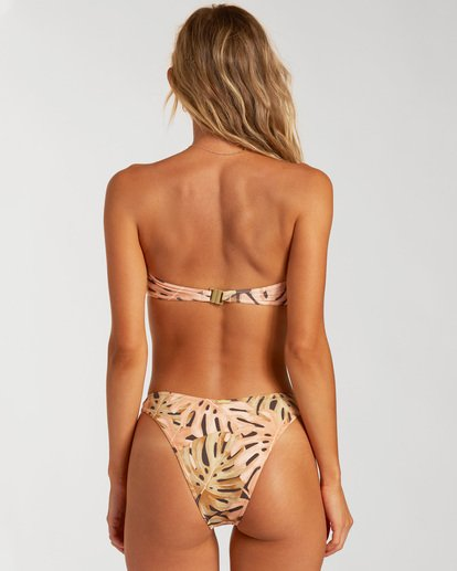1 Hula Palm Hike Bikini Bottom Grey ABJX400221 Billabong