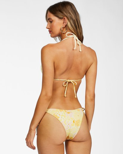 2 Make You Mine Hike Bikini Bottom Yellow ABJX400238 Billabong