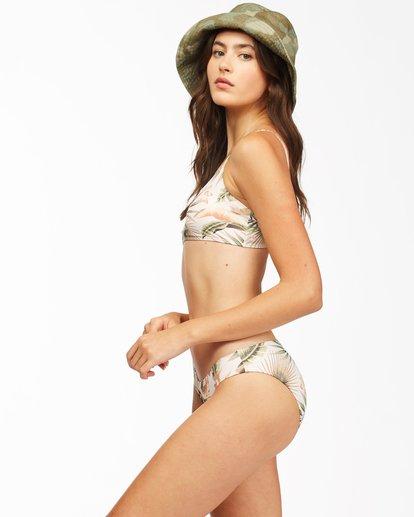 1 Take Me To Paradise Lowrider Bikini Bottom Grey ABJX400248 Billabong