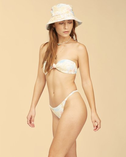 1 Wrangler Western Shore Maya Bikini Bottom White ABJX400322 Billabong