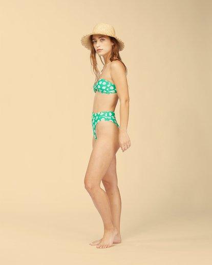 2 Wrangler Goin Green Maui Rider Bikini Bottom Green ABJX400333 Billabong