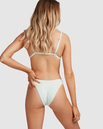 7 Broadwalk Hike Bikini Bottom Blue ABJX400351 Billabong