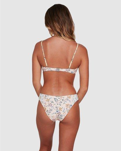 1 This Gypsy Bondi Bikini Bottom Pink ABJX400362 Billabong