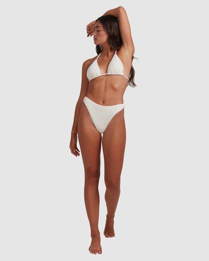 5 Summer High Havana Bikini Bottom White ABJX400400 Billabong