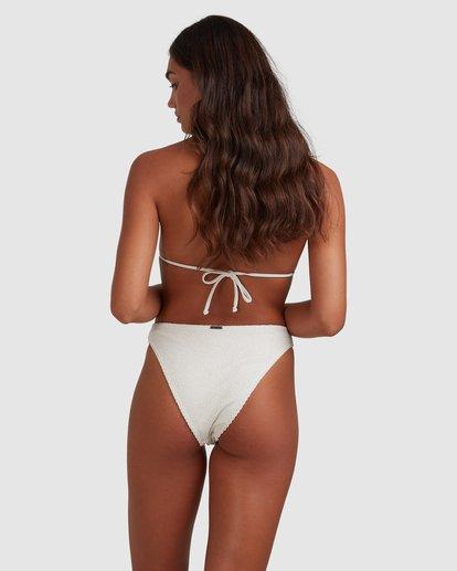 0 Summer High Havana Bikini Bottom White ABJX400400 Billabong