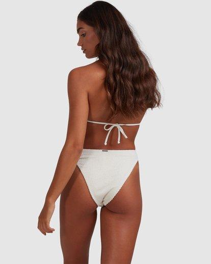 2 Summer High Havana Bikini Bottom White ABJX400400 Billabong
