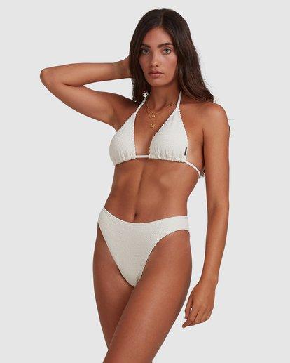 3 Summer High Havana Bikini Bottom White ABJX400400 Billabong