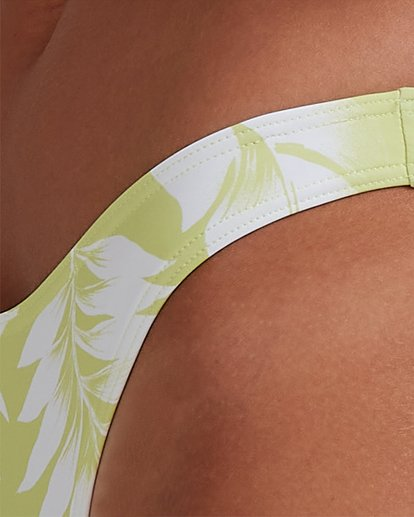 5 Sundrenched Hike Bikini Bottom Green ABJX400401 Billabong