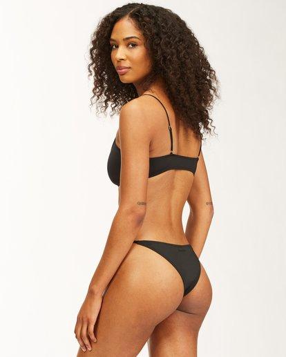3 Sol Searcher Isla Bikini Bottom Black ABJX400404 Billabong