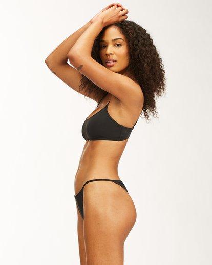 1 Sol Searcher Isla Bikini Bottom Black ABJX400404 Billabong