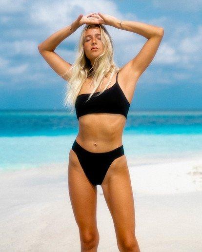 0 Sol Searcher Aruba Bikini Bottom Black ABJX400405 Billabong