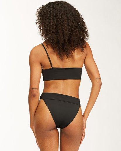 1 Sol Searcher Aruba Bikini Bottom Black ABJX400405 Billabong