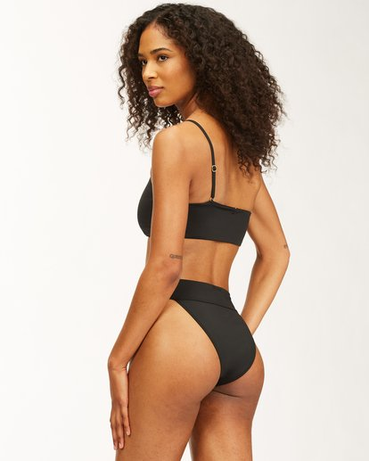 4 Sol Searcher Aruba Bikini Bottom Black ABJX400405 Billabong