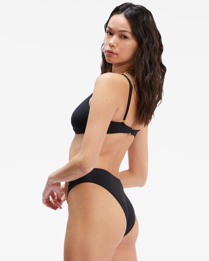 1 Sol Searcher Bondi Bikini Bottom Black ABJX400409 Billabong