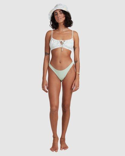 7 Ripple Hike Bikini Bottom Green ABJX400478 Billabong