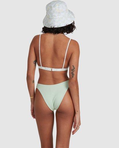 4 Ripple Hike Bikini Bottom Green ABJX400478 Billabong