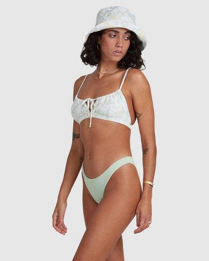 2 Ripple Hike Bikini Bottom Green ABJX400478 Billabong
