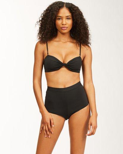 3 Sol Searcher Avalon Bikini Bottom Black ABJX400479 Billabong