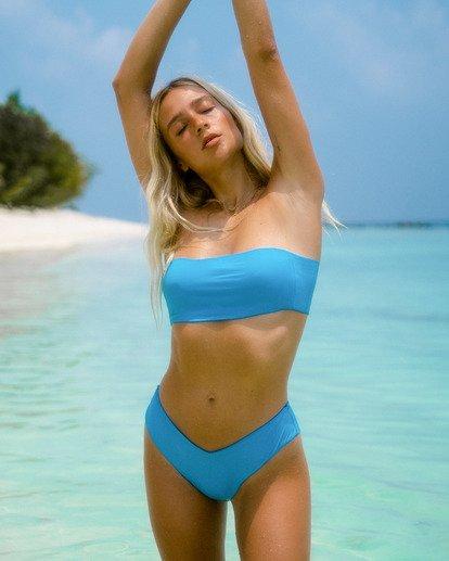 0 Sol Searcher Fiji Bikini Bottom White ABJX400482 Billabong