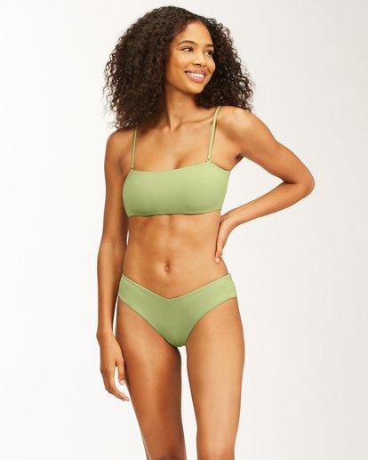 3 Sol Searcher Fiji Bikini Bottom Green ABJX400482 Billabong