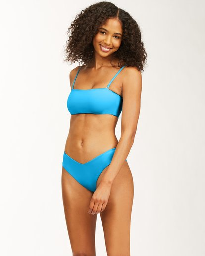 2 Sol Searcher Fiji Bikini Bottom White ABJX400482 Billabong