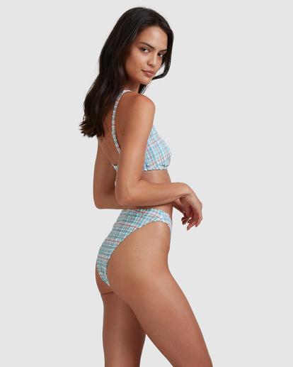 2 Blue Sky Havana Bikini Bottom Blue ABJX400488 Billabong