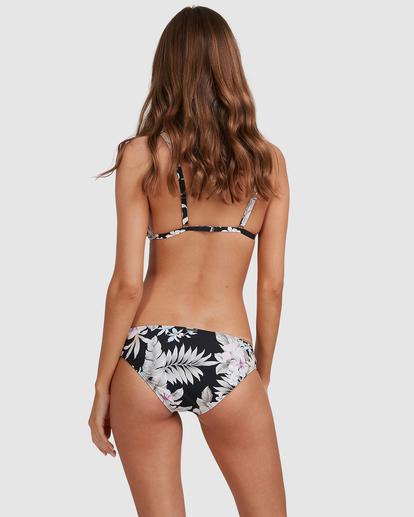 3 Tropicool Lowrider Bikini Bottom Black ABJX400499 Billabong