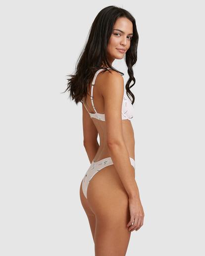 2 Feelin Peachy Skimpy Hike Bikini Bottom Orange ABJX400502 Billabong