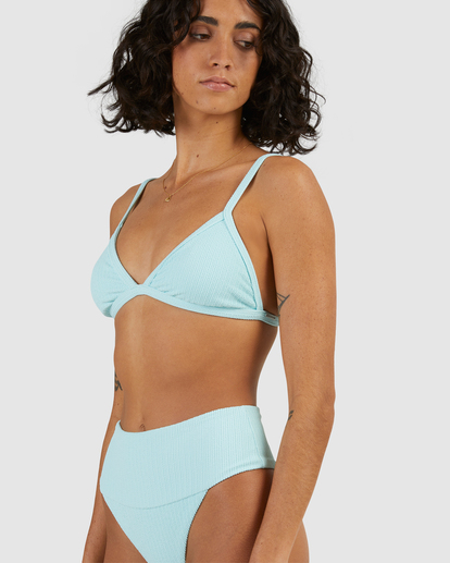 5 Sunrays Kauai Bikini Bottom Blue ABJX400504 Billabong