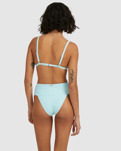 3 Sunrays Kauai Bikini Bottom Blue ABJX400504 Billabong