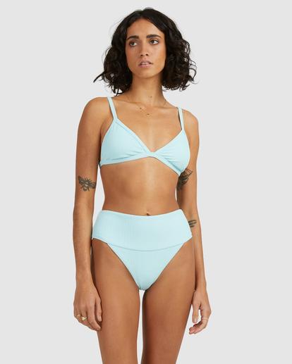 4 Sunrays Kauai Bikini Bottom Blue ABJX400504 Billabong