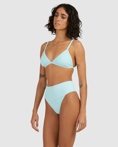 1 Sunrays Kauai Bikini Bottom Blue ABJX400504 Billabong