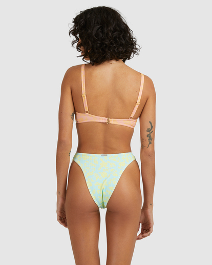 1 Hot Tropics Havana Bikini Bottom Blue ABJX400505 Billabong