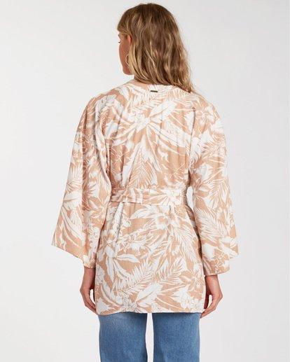 2 Sweet Summer Kimono Multicolor ABJX600155 Billabong