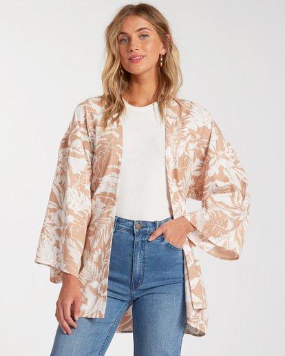 0 Sweet Summer Kimono Multicolor ABJX600155 Billabong