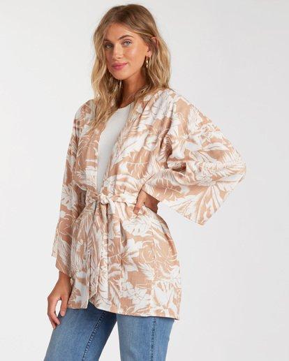 1 Sweet Summer Kimono Multicolor ABJX600155 Billabong