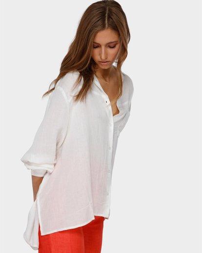 1 Strangers Shirt White ABJX600161 Billabong