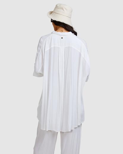 5 Beach Dream Cover-Up Dress White ABJX600181 Billabong