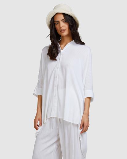 3 Beach Dream Cover-Up Dress White ABJX600181 Billabong