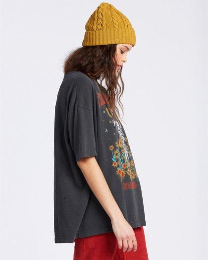 4 Night Moves T-Shirt Black ABJZT00132 Billabong