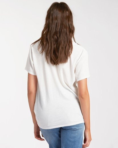 2 Endless Horizon Short Sleeve T-Shirt White ABJZT00164 Billabong
