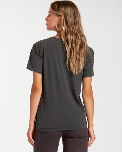 2 Mas Palms Short Sleeve T-Shirt Black ABJZT00170 Billabong