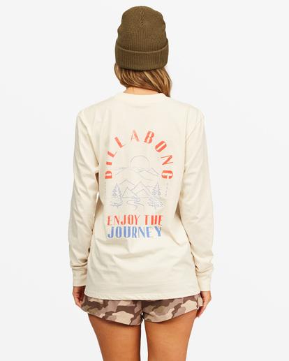 2 A/Div Long Sleeve T-Shirt White ABJZT00199 Billabong