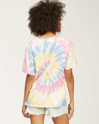 1 Surf Tie-Dye T-Shirt Grey ABJZT00204 Billabong