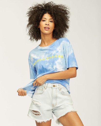0 Beach Please T-Shirt Multicolor ABJZT00205 Billabong