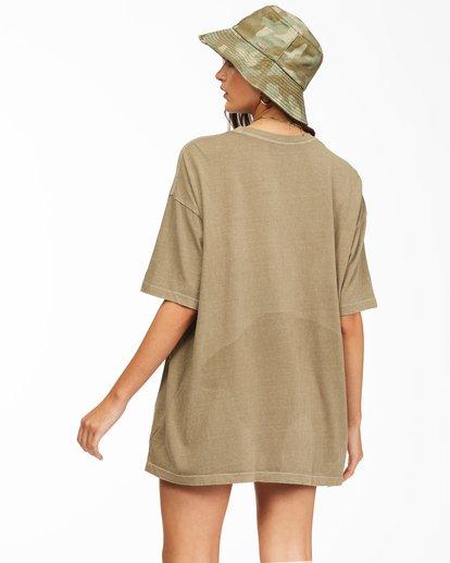 3 Stay Wavy Baby T-Shirt Green ABJZT00306 Billabong