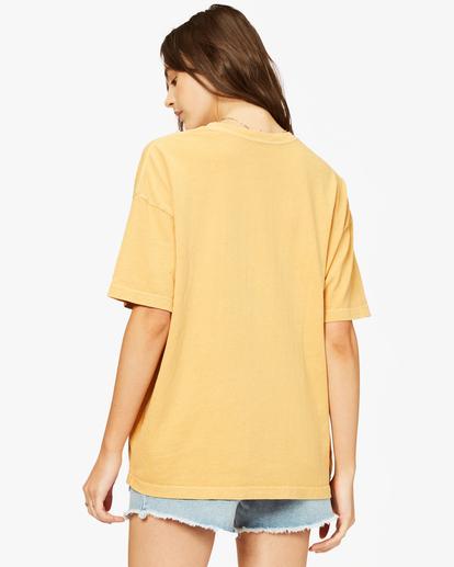 2 Love And Light Boyfriend T-Shirt White ABJZT00374 Billabong