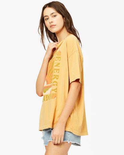 1 Love And Light Boyfriend T-Shirt White ABJZT00374 Billabong