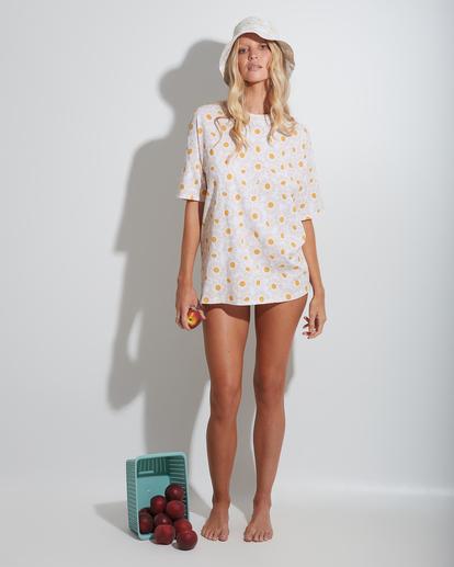 1 Daisy Chain T-Shirt White ABJZT00464 Billabong